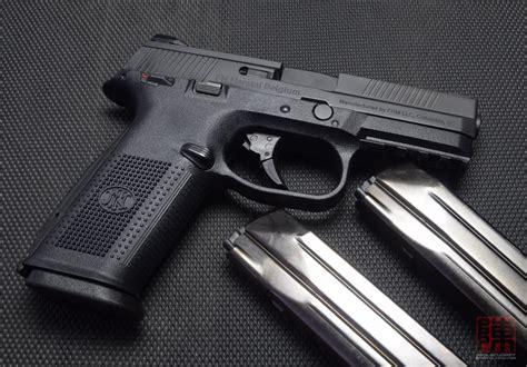 Fn Herstal Belgian Police Fns9  The Firearm Blogthe