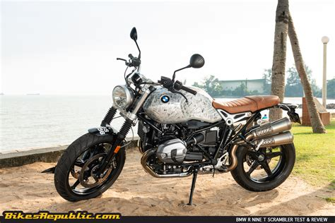 Bmw R Nine T Scrambler by Bmw R Nine T Scrambler Test Review Appeal
