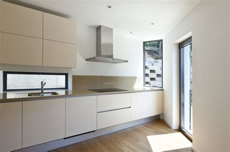 Idea Kitchen Cabinets - high gloss and matte lacquered kitchen cabinet doors gallery