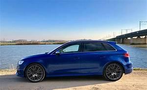 Audi A3 Bleu : julien audi s3 sportback 8v bleu sepang garages des s3 8v page 2 forum audi a3 8p 8v ~ Medecine-chirurgie-esthetiques.com Avis de Voitures