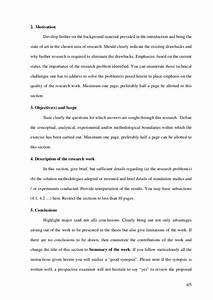 synopsis format With research synopsis template