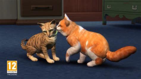 die sims  hunde und katzen offiziell vorgestellt sims