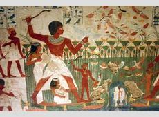 Egyptian Art History Ancient Egypt's painting and