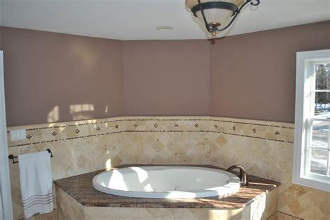 soaking tub   bathroom remodel design build planners