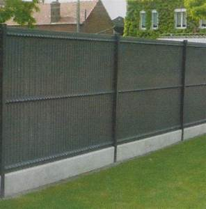 Bache Separation Jardin : cloture jardin cloture jardin expression maison ~ Premium-room.com Idées de Décoration