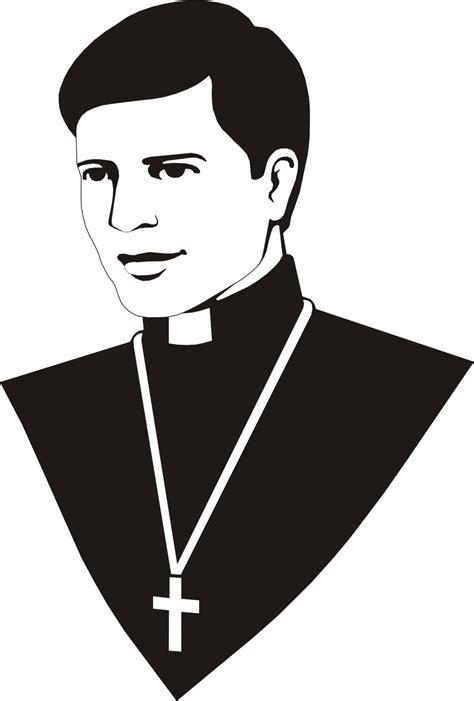 priest clip art images illustrations