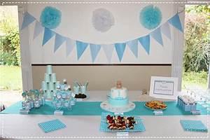 Décoration De Table Anniversaire : decoration de table anniversaire 1 an ~ Melissatoandfro.com Idées de Décoration