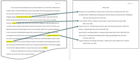 mla format com mla citation for essay