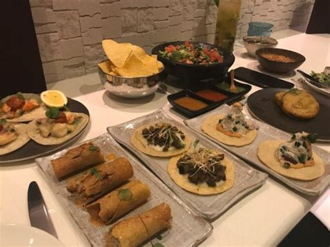 Our Amazing Food  Picture Of Cantina Laredo, London