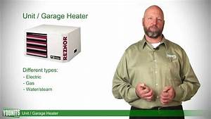 Video Guide To Electric Hanging Furnaces  Garage Heaters