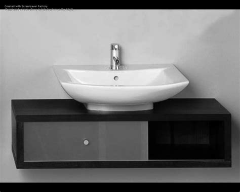 small bathroom sinks  grasscloth wallpaper