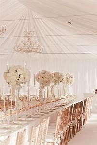 Rose Gold Decor : rose gold wedding ideas ~ Teatrodelosmanantiales.com Idées de Décoration