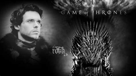 game  thrones tv series robb stark wallpaper