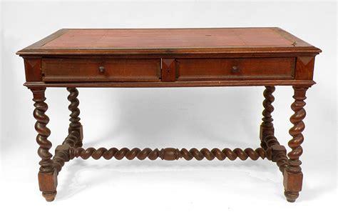 pied fauteuil de bureau comment reconnaître le style louis xiii terre meuble