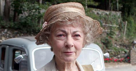Geraldine Mcewan, Actress Known For Miss Marple Role, Dies