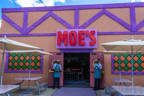 Moe's Tavern (limitedservice Bar) At Universal Studios
