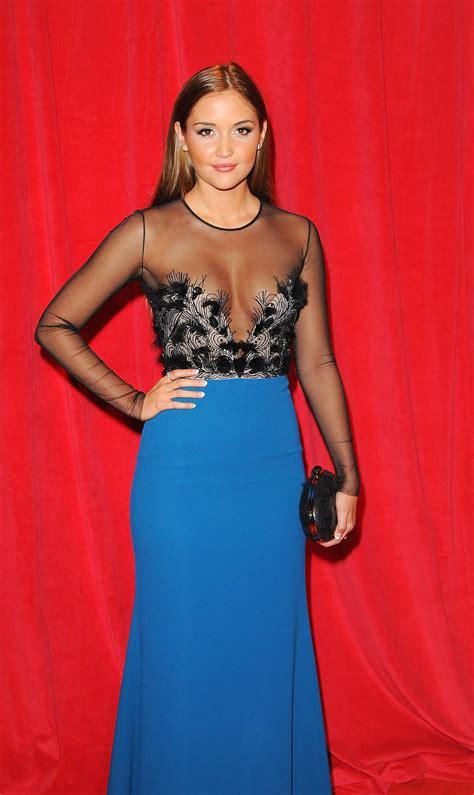 Jacqueline Jossa - 2014 British Soap Awards in London ...
