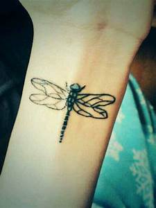 50+ Best Dragonfly Tattoos Ideas