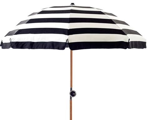 black and white striped patio umbrella black and white
