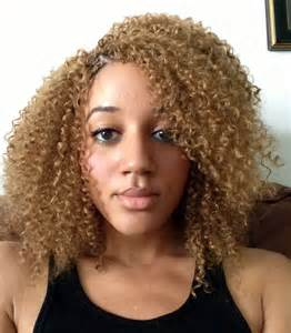 Blonde Crochet Braids