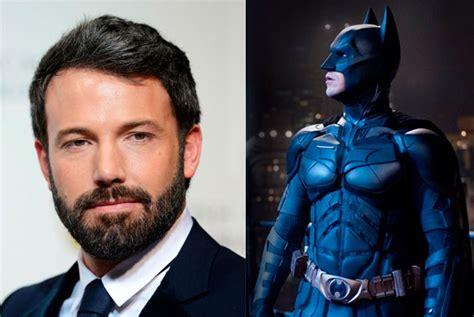 Subverso Nerd: Ben Affleck será o novo Batman do cinema