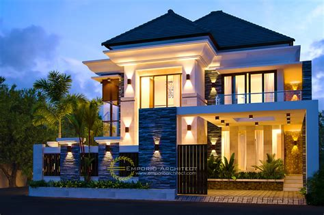 jasa arsitek desain rumah bapak hanif banten jasa arsitek