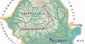 Romania, a map of the area would be cool Transylvania, The ...