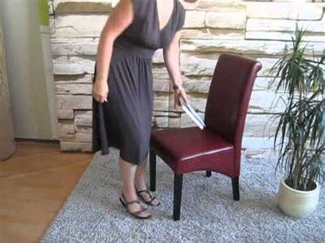 chaise de salle a manger cuir chaise de salle à manger galice cuir