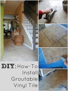 Groutable Vinyl Tile Durability by 1000 Images About Uses For Ceramic Tile On