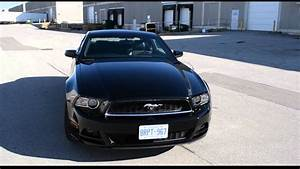 2014 Ford Mustang V6 performance package - YouTube