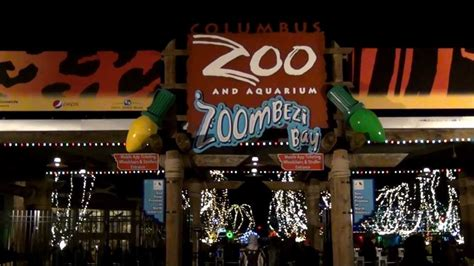 Wildlights at the Columbus Zoo with Jungle Jack Hanna ...