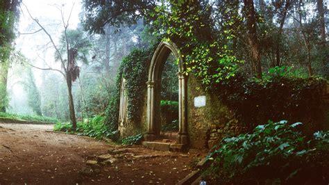 jardim da quinta das lagrimas turismo centro portugal