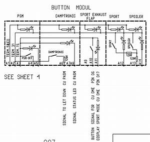 Wiring Diagram For Dash Button Pse  Psm