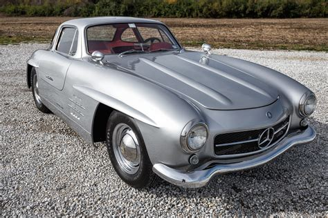 Mercedes 300sl Replica 1955 mercedes gullwing 300sl replica fast