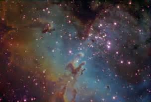 Hubble Nebula High Resolution