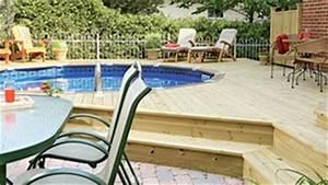 Inspiration de beaux decks de piscine amenagement paysager for Piscine en forme de coeur 3 inspiration de beaux decks de piscine amenagement paysager