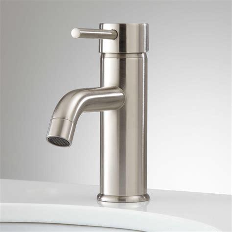Kohler Modern Bathroom Faucets by Hewitt Single Bathroom Faucet With Pop Up Drain In