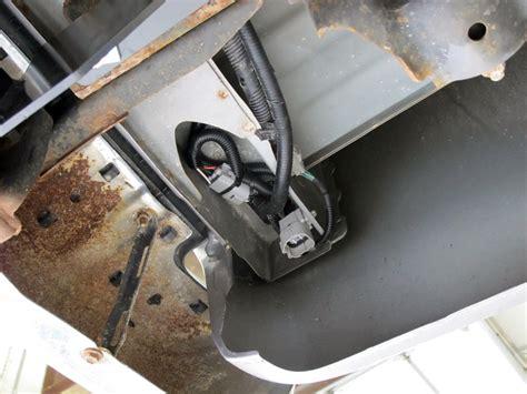 toyota tundra custom fit vehicle wiring curt