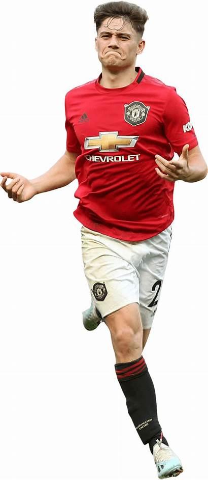 James Daniel Render United Footyrenders Manchester Football