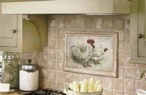 kitchen mural backsplash cool tile backsplash mural my country kitchen