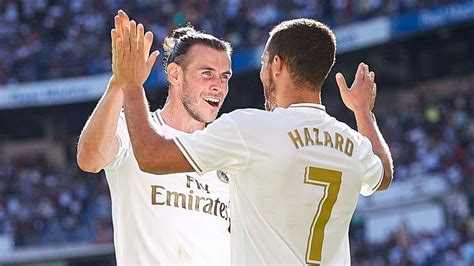 Eden Hazard Fit for Real Madrid's Clash With Sociedad ...