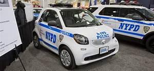 Nouvelle Voiture De Police : la smart fortwo nouvelle voiture de police new york minute ~ Medecine-chirurgie-esthetiques.com Avis de Voitures