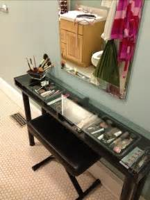 diy ikea makeup vanity diy pinterest