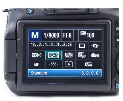 60d shutter speed canon eos 60d review