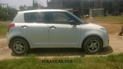 I Want To Sell My Maruti Swift White Color Car In