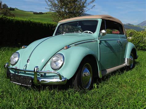 vw käfer cabrio vw k 228 fer cabrio bj 1962
