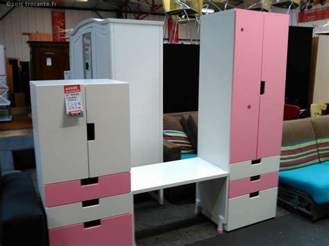 les de bureau ikea lot d armoires bureau ikea et blanc la trocante