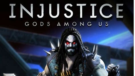 injustice gods     characters lobo red