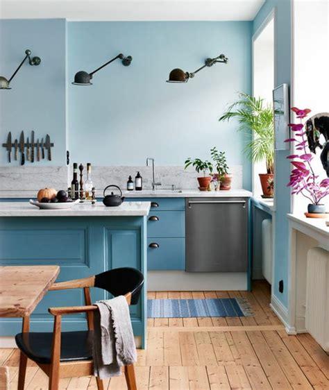 Cuisine Bleu Canard 1001 Id 233 Es Pour Une Cuisine Bleu Canard Les Int 233 Rieurs Qui Font Un Grand Effet
