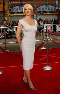Ellen Barkin in Celebs arrive at Warner Bros. Premiere Of ...